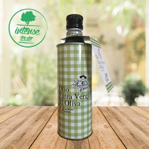 Intense Fruity Extra Virgin Olive Oil 0.5 Litre -Aluminium bottle - Frantoio Pace