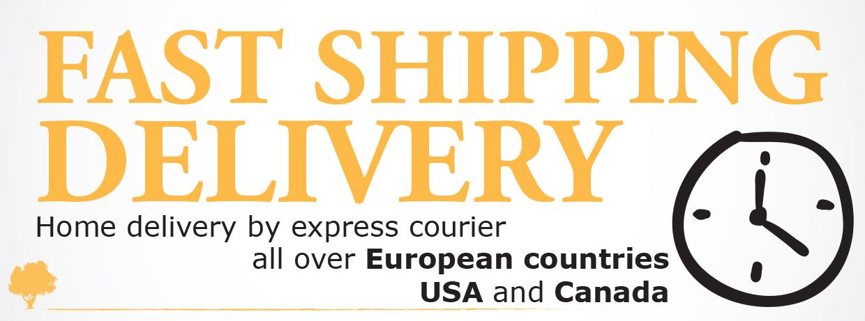 Vecchio Frantoio Pace - Fast Shipping all over EU countries, USA and Canada