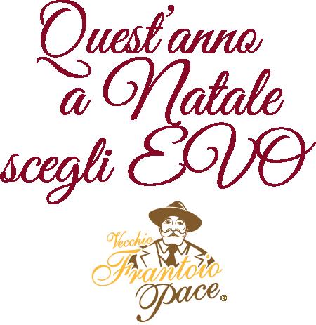 Quest'anno a Natale sceglio l'olio Extra Vergine di Oliva Vecchio Frantoio Pace