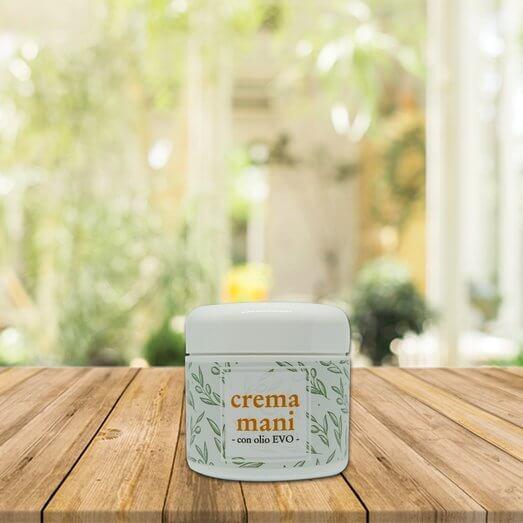 Organic Hand Cream with EVO Oil - Frantoio Pace